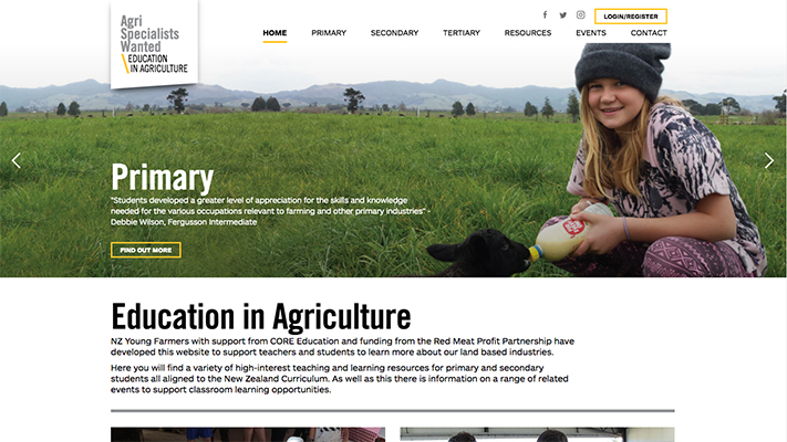 Agrication